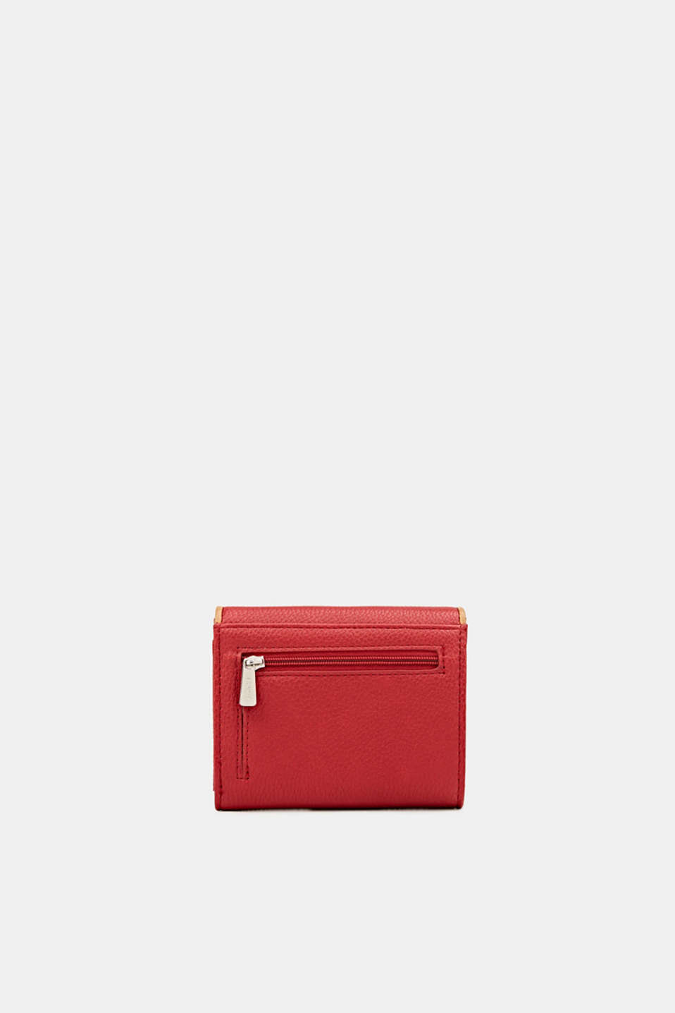 Susie T. range: faux leather purse, RED, detail image number 2