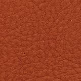 Faux leather purse, RUST BROWN, swatch
