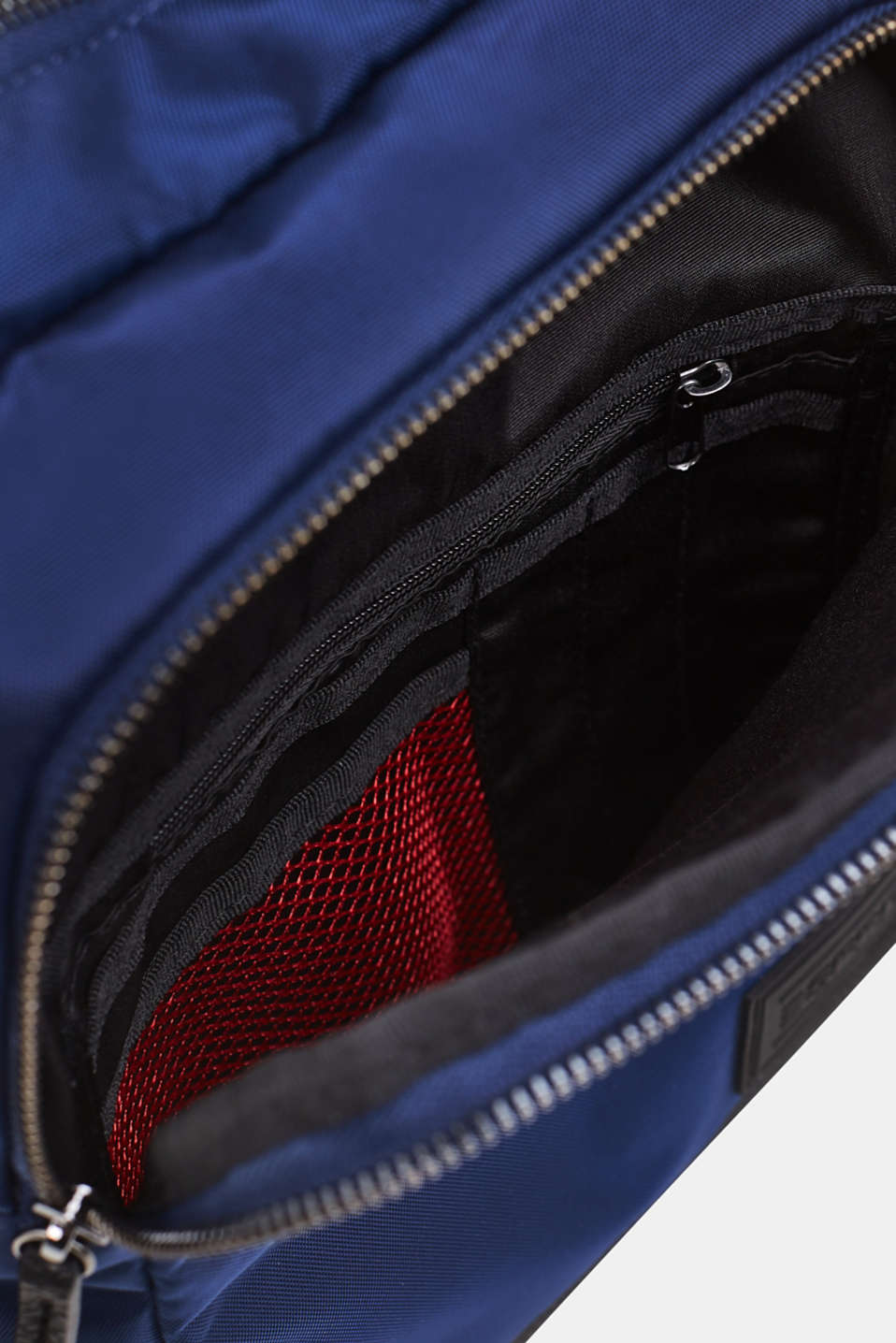 Nylon flight bag, NAVY, detail image number 4