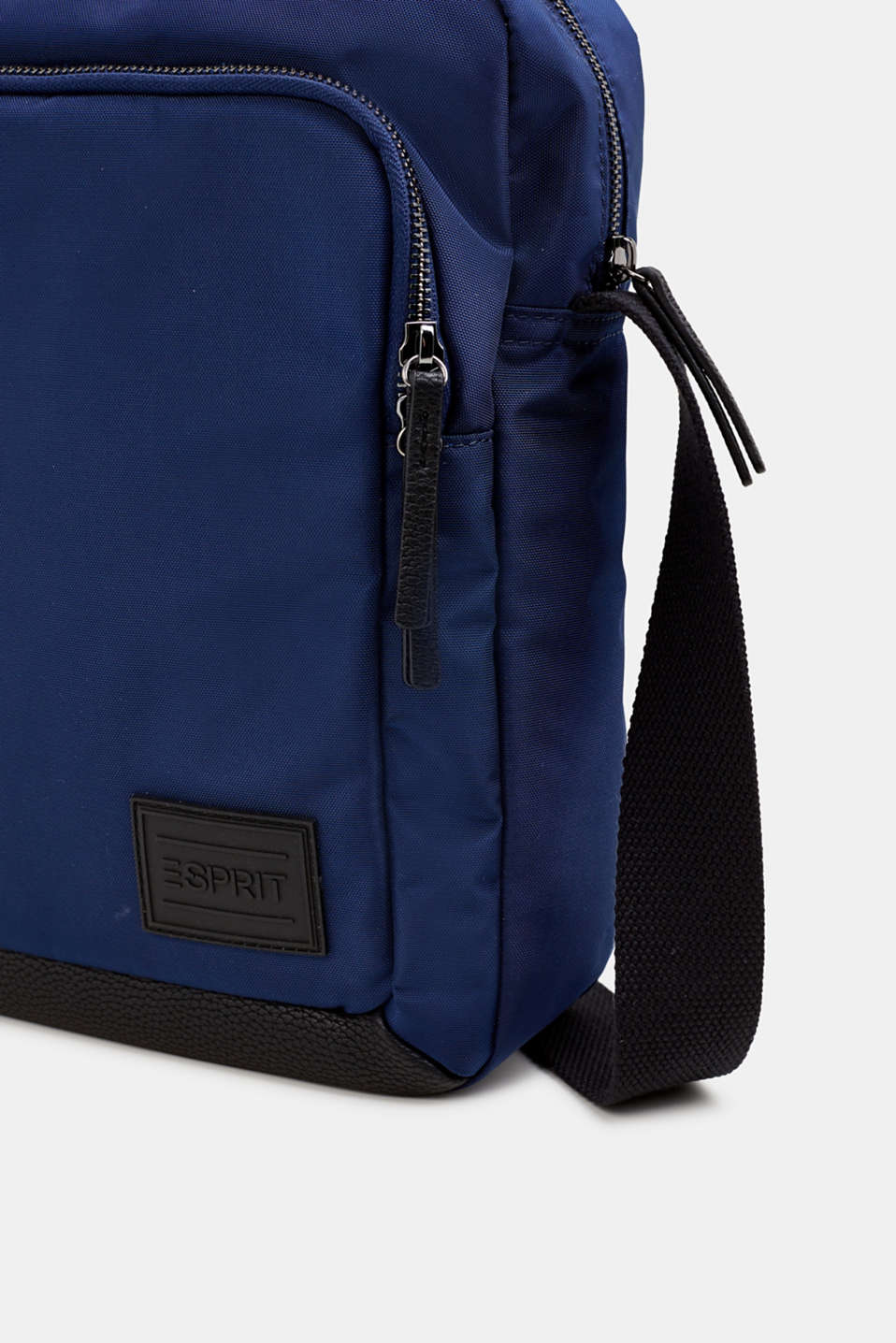 Nylon flight bag, NAVY, detail image number 3