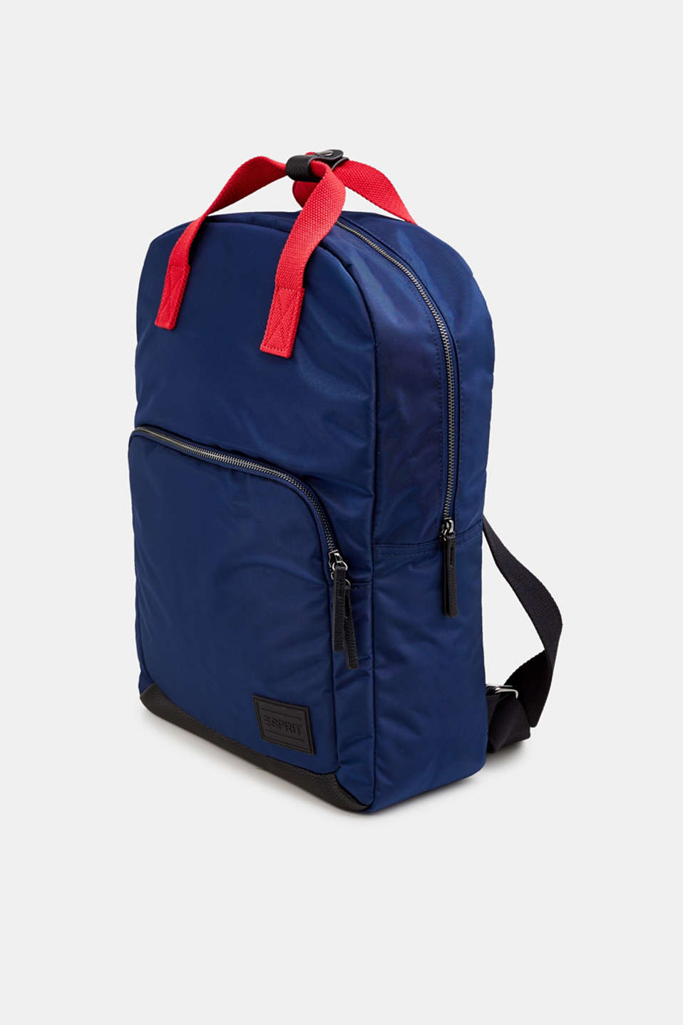 Nylon rucksack, NAVY, detail image number 2