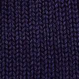 Striped knit beanie, NAVY, swatch