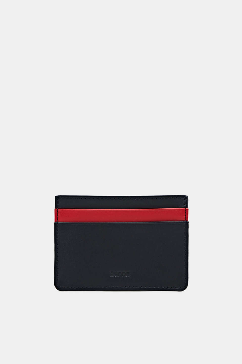 Esprit - Card holder made of leather