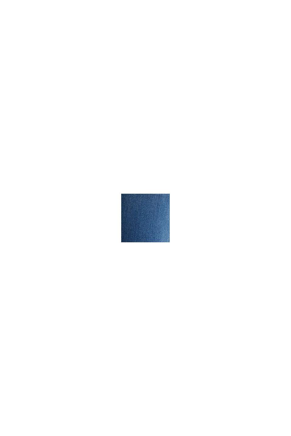 REPREVE džíny s recyklovaným polyesterem, BLUE LIGHT WASHED, swatch
