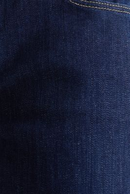 Jeans with a bandana tie-around belt, BLUE RINSE, detail