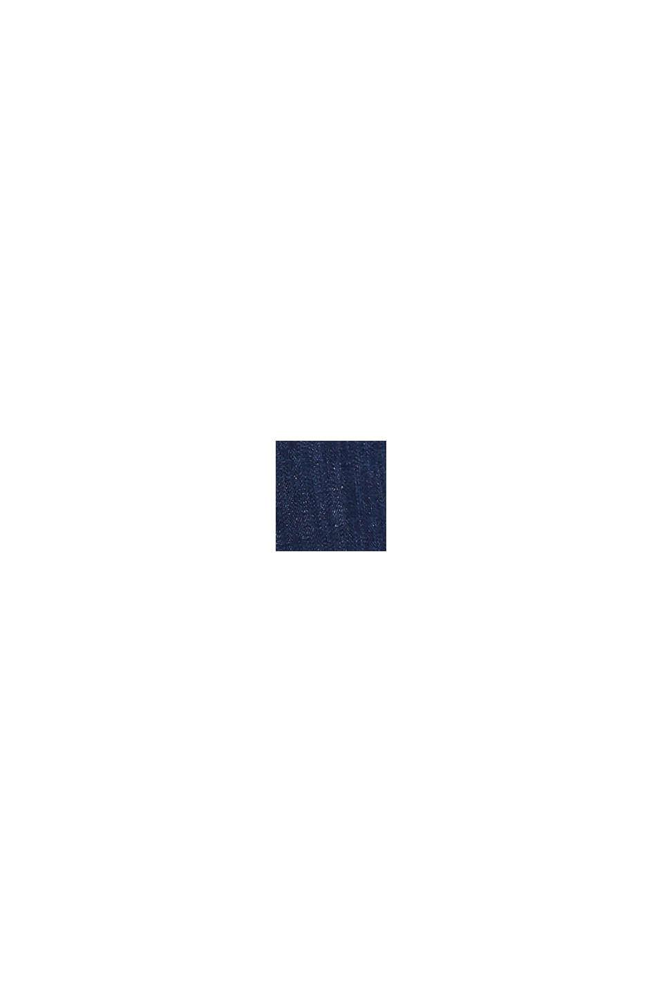 Jean doté d'une ceinture bandana à nouer, BLUE RINSE, swatch