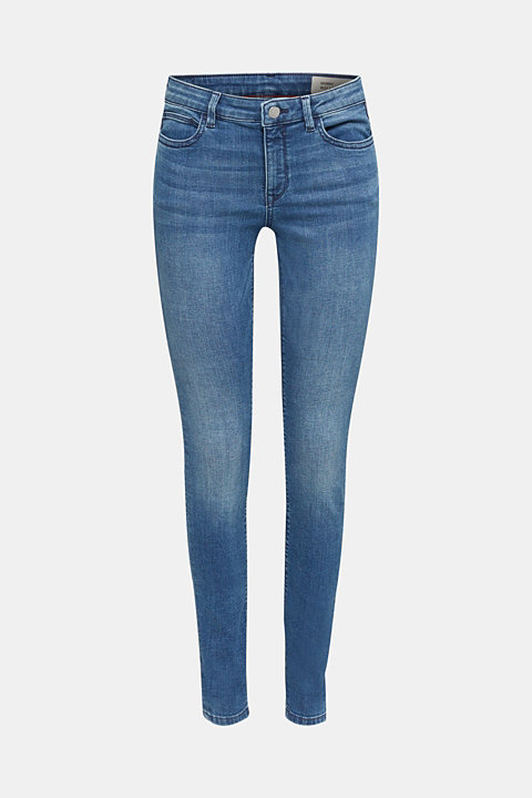 Jeans with tape details