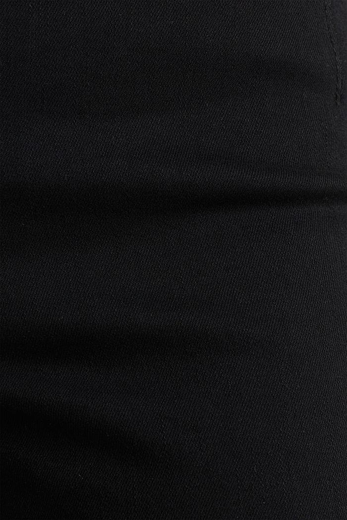 Vaqueros con efecto moldeador, BLACK, detail image number 4