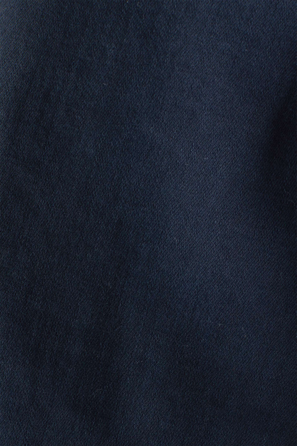 Jeans with a figure-contouring effect, NAVY, detail image number 4