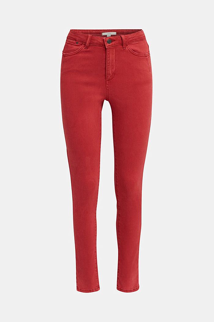 Jeans mit Shaping-Efffekt