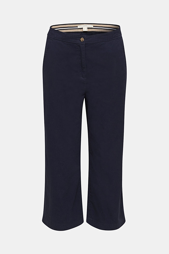 Culottes made of 100% cotton