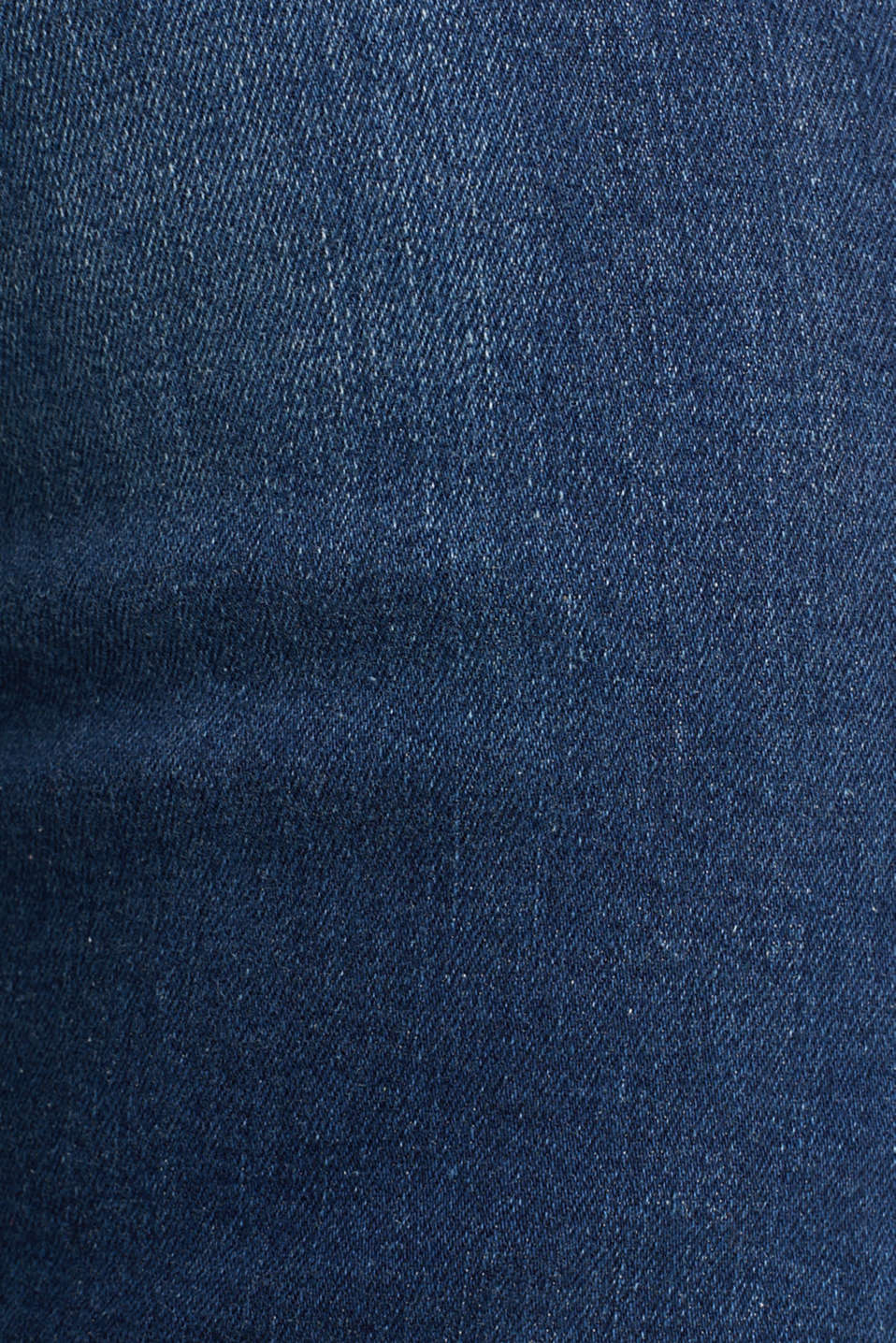 Jeans with piping, BLUE MEDIUM WASH, detail image number 4