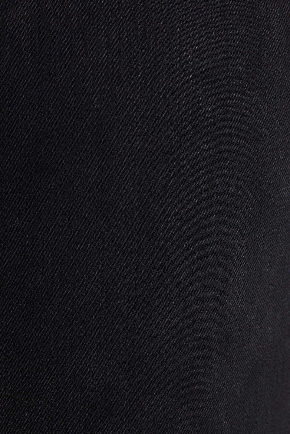 CURVY two-way stretch jeans, BLACK DARK WASH, detail image number 4