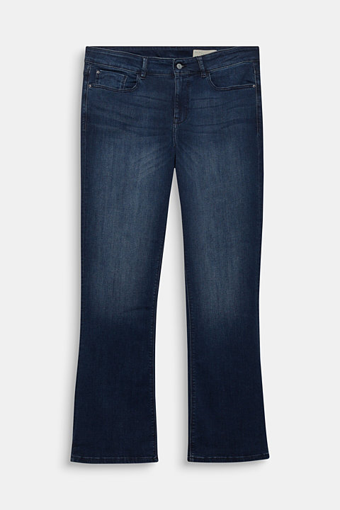 CURVY basic jeans with stretch