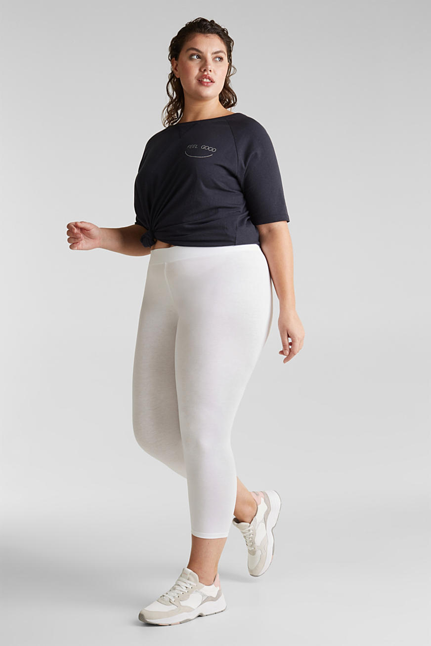 CURVY Capri-leggings