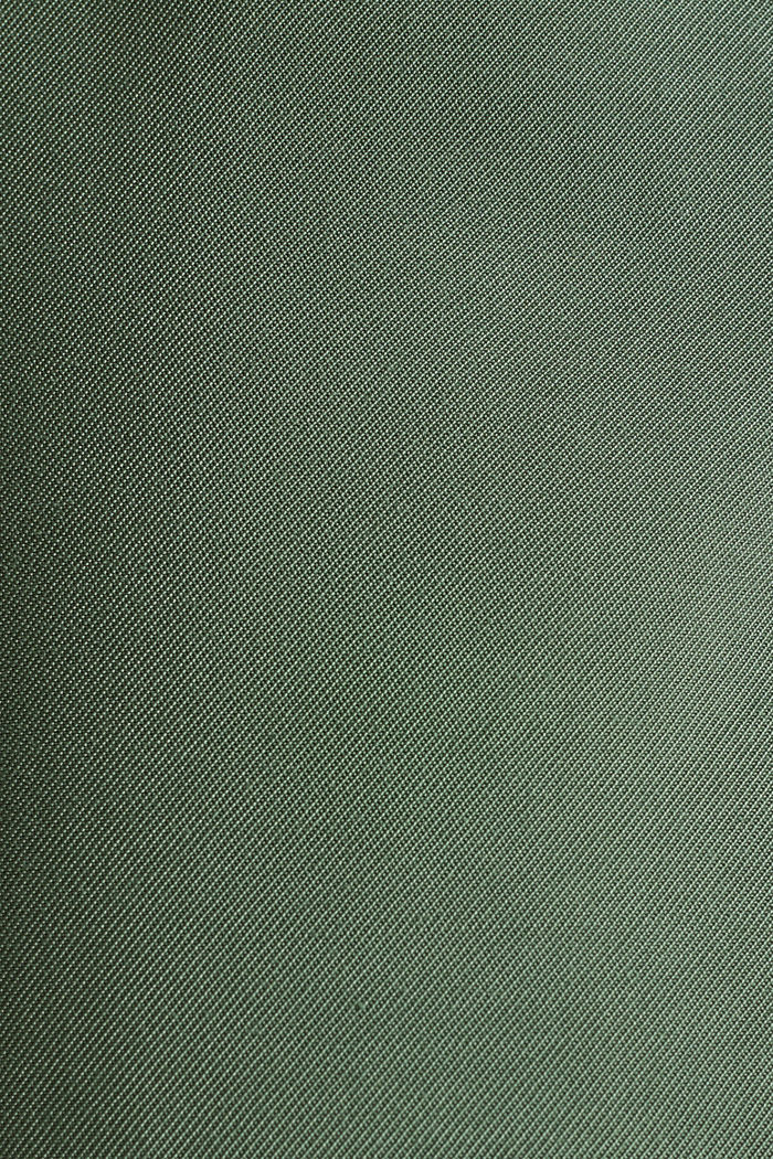 Jogger-Pants im Utility-Look, KHAKI GREEN, detail image number 4