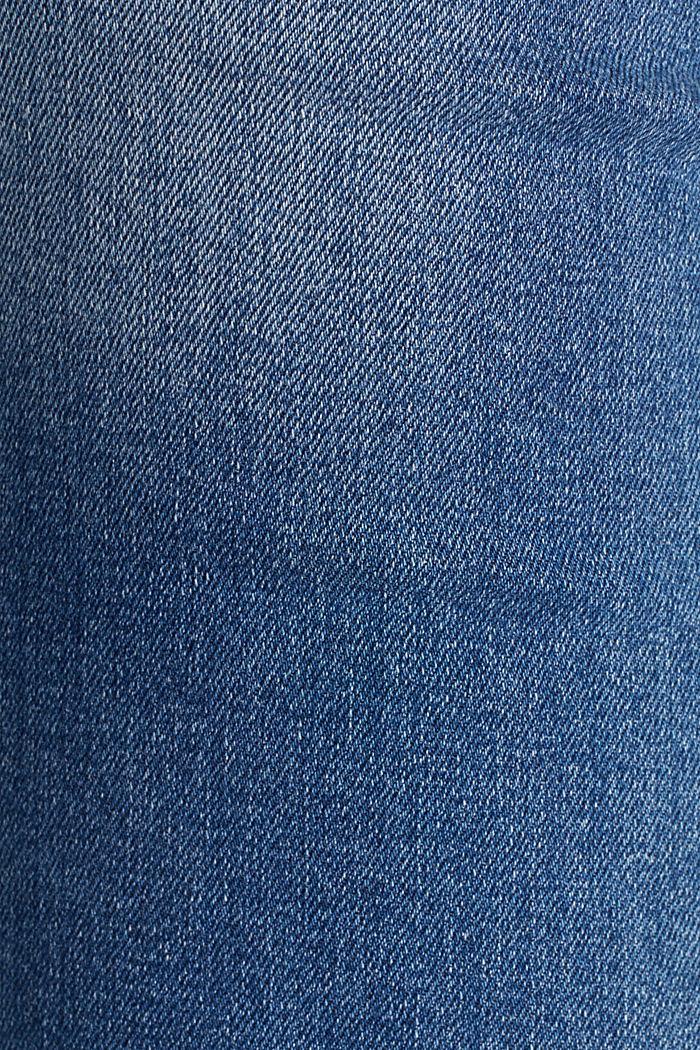 Jeans im Washed-Look, BLUE MEDIUM WASHED, detail image number 4