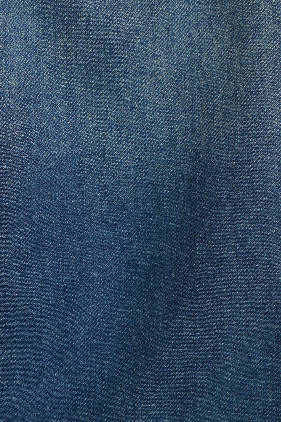 Stretch denim jacket, organic cotton, BLUE MEDIUM WASH, detail image number 4