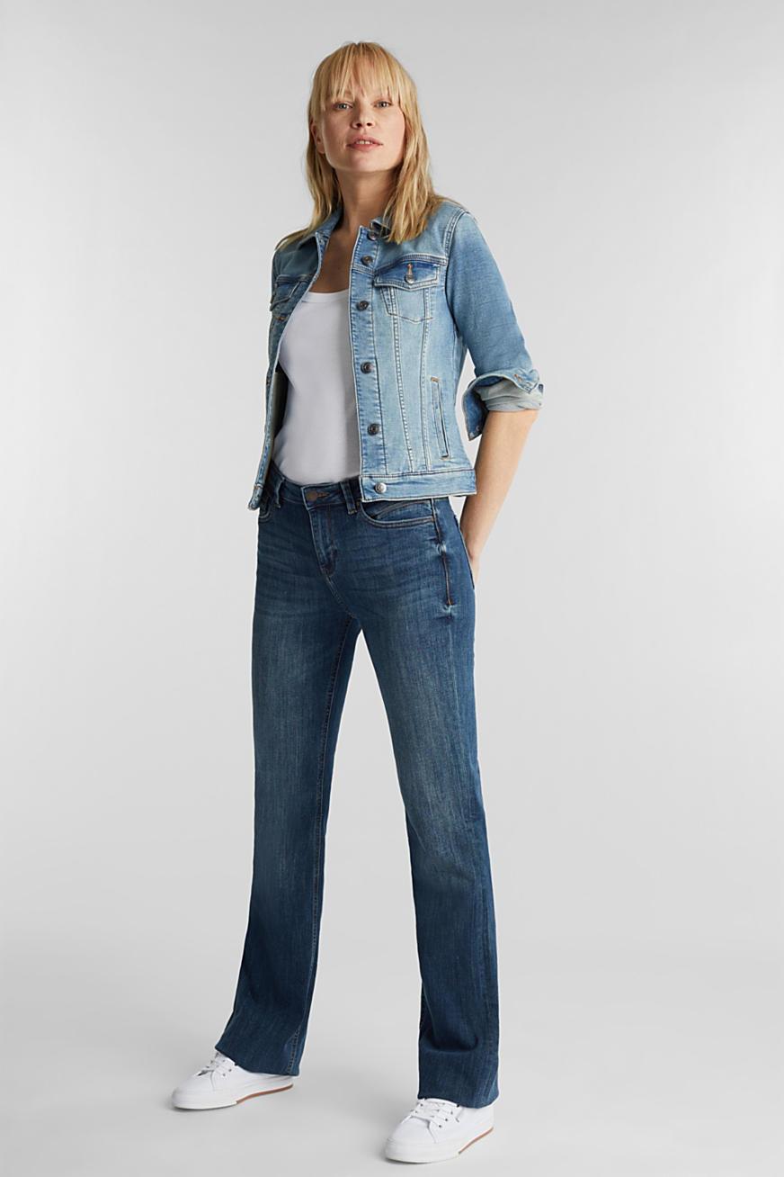 Denim jacks voor dames kopen in de online shop | ESPRIT