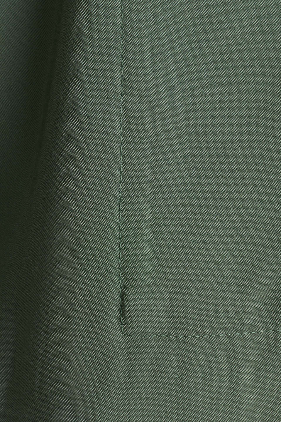 Utility-style shirt jacket, KHAKI GREEN, detail image number 4