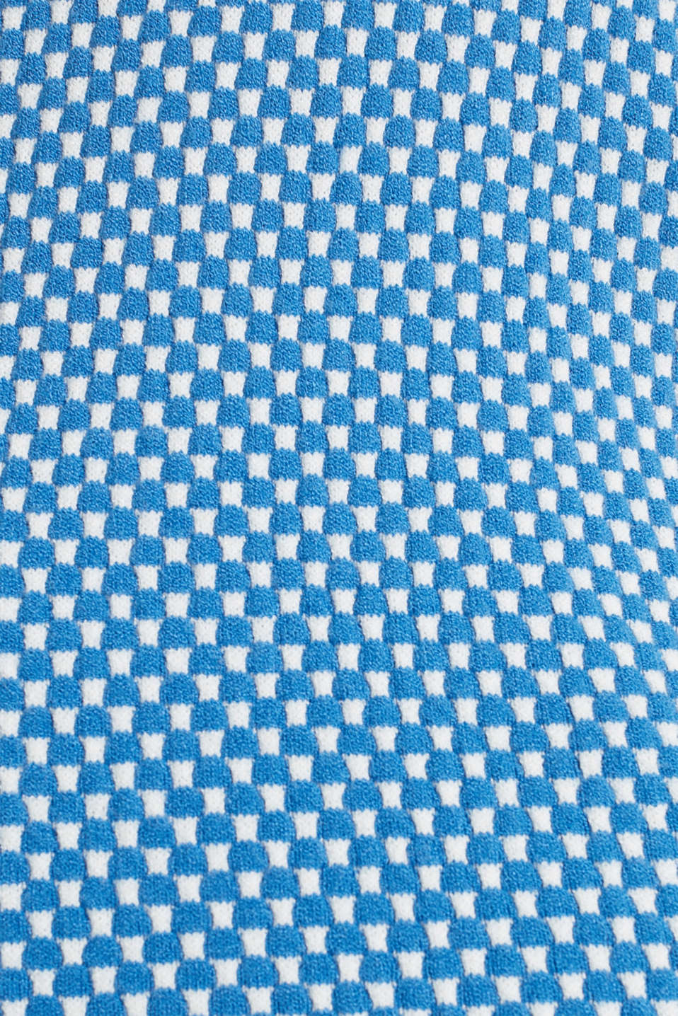 Jumper containing LENZING™ ECOVERO™, BRIGHT BLUE 4, detail image number 4