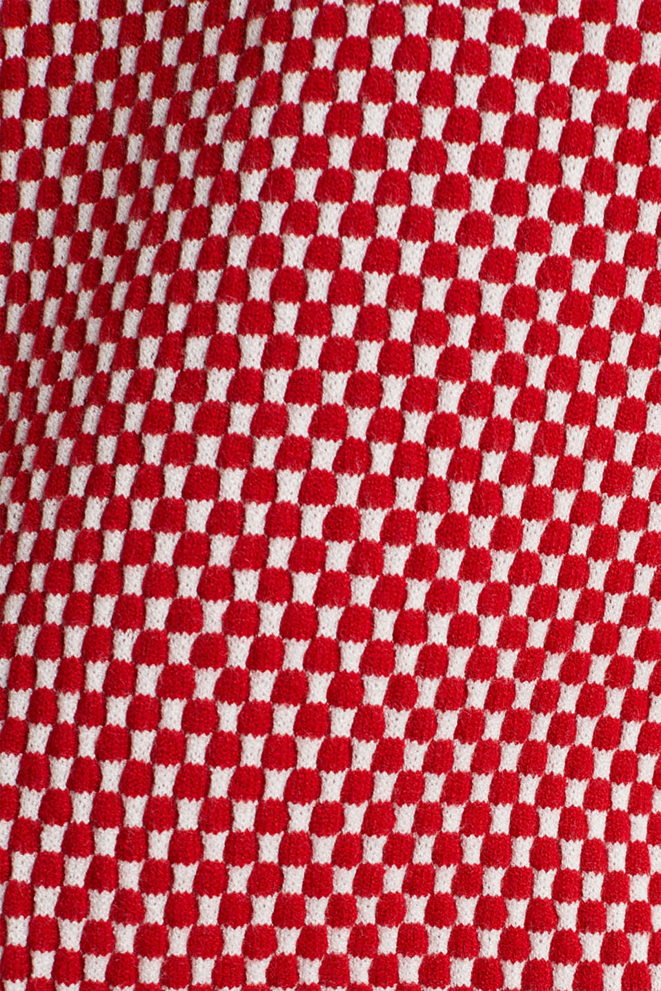 Jumper containing LENZING™ ECOVERO™, DARK RED 4, detail image number 4