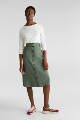 With linen: Jumper with open-work patterned details, OFF WHITE, detail