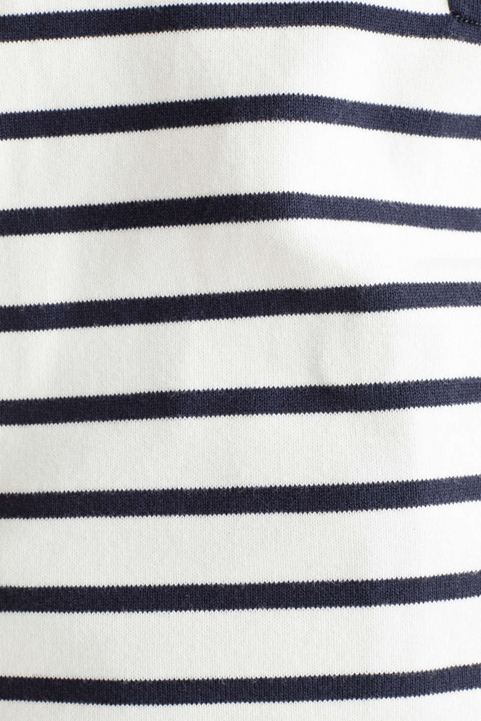 Short-sleeved jumper with a breast pocket, OFF WHITE, detail image number 4