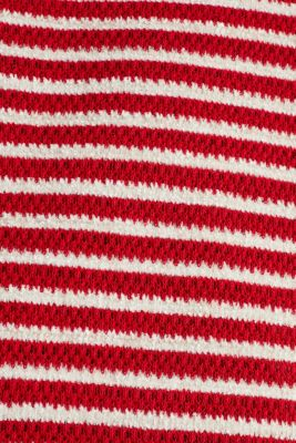 Openwork knit jumper, DARK RED 3, detail