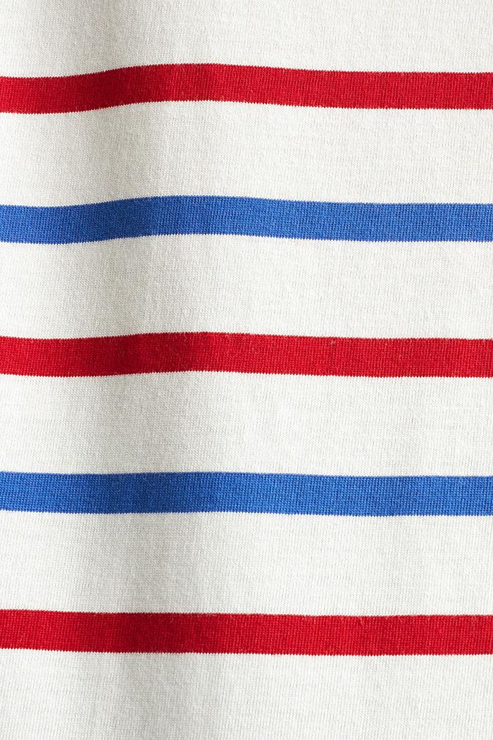 Longsleeve met knoopdetails, 100% katoen, OFF WHITE, detail image number 4