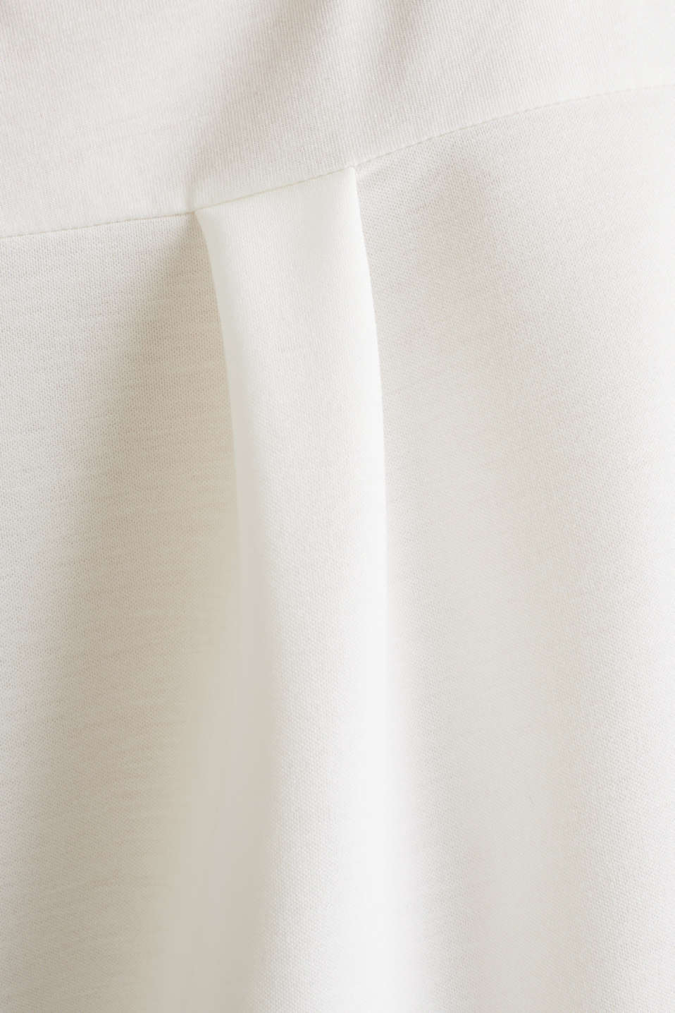 Utility top with a breast pocket, OFF WHITE, detail image number 4