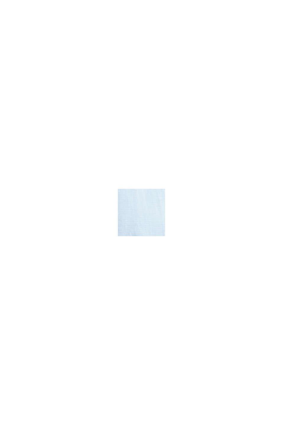 Hemd mit Stehkragen, 100% Baumwolle, LIGHT BLUE, swatch