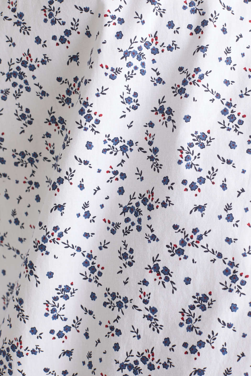 Floral shirt with COOLMAX®, WHITE 4, detail image number 4