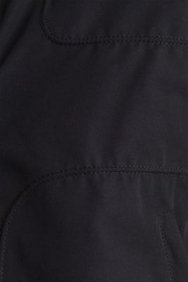 Padded biker jacket, BLACK, detail