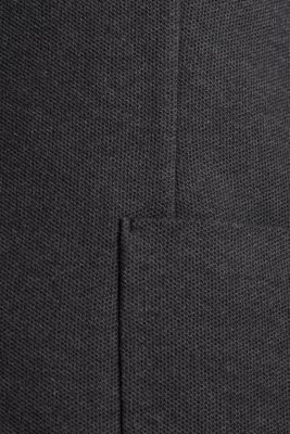 sports jacket made of 100% cotton, DARK GREY 5, detail