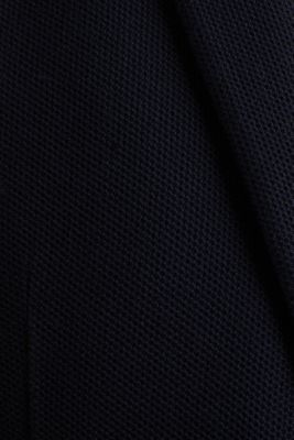 sports jacket made of 100% cotton, DARK BLUE, detail