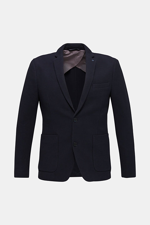 sports jacket made of 100% cotton