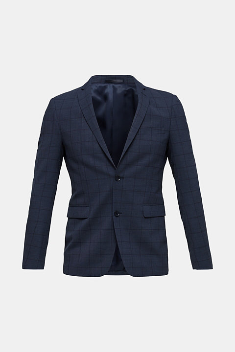COOLMAX® CHECK mix + match: sports jacket