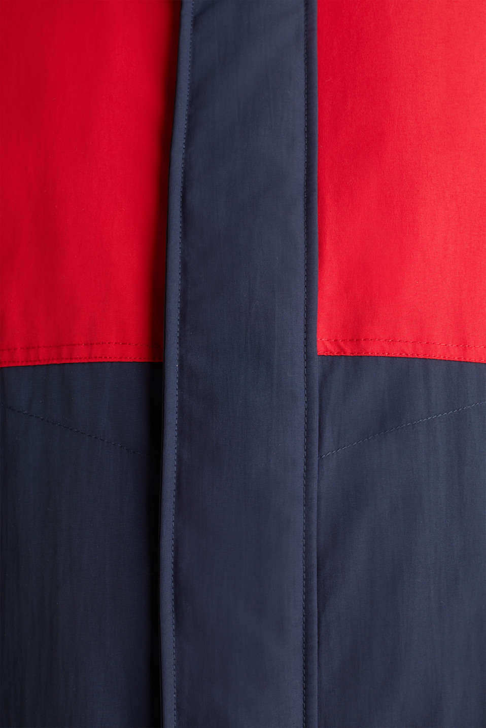 Outdoor jacket with a hood, RED 2, detail image number 4
