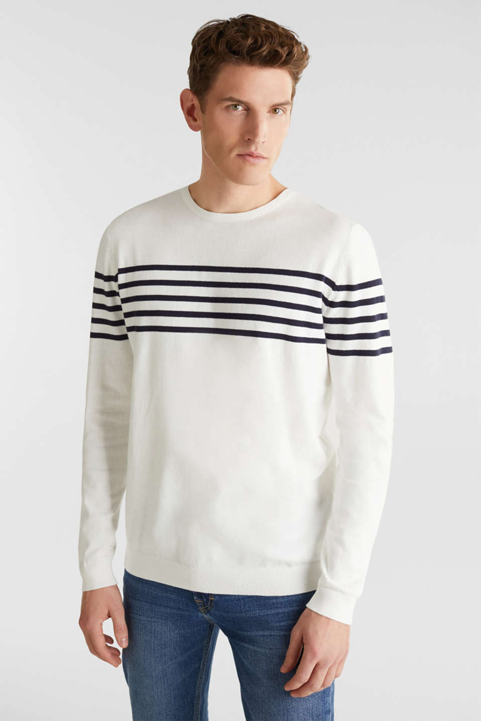 Esprit - 100% cotton jumper