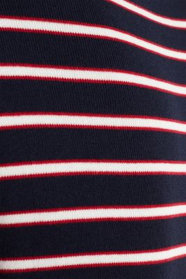 100% cotton jumper, NAVY 3, detail