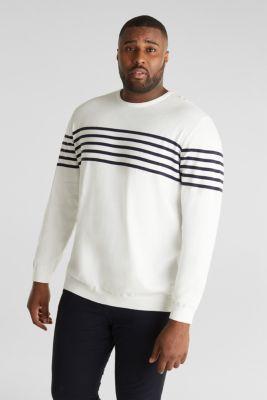 100% cotton jumper, OFF WHITE 3, detail