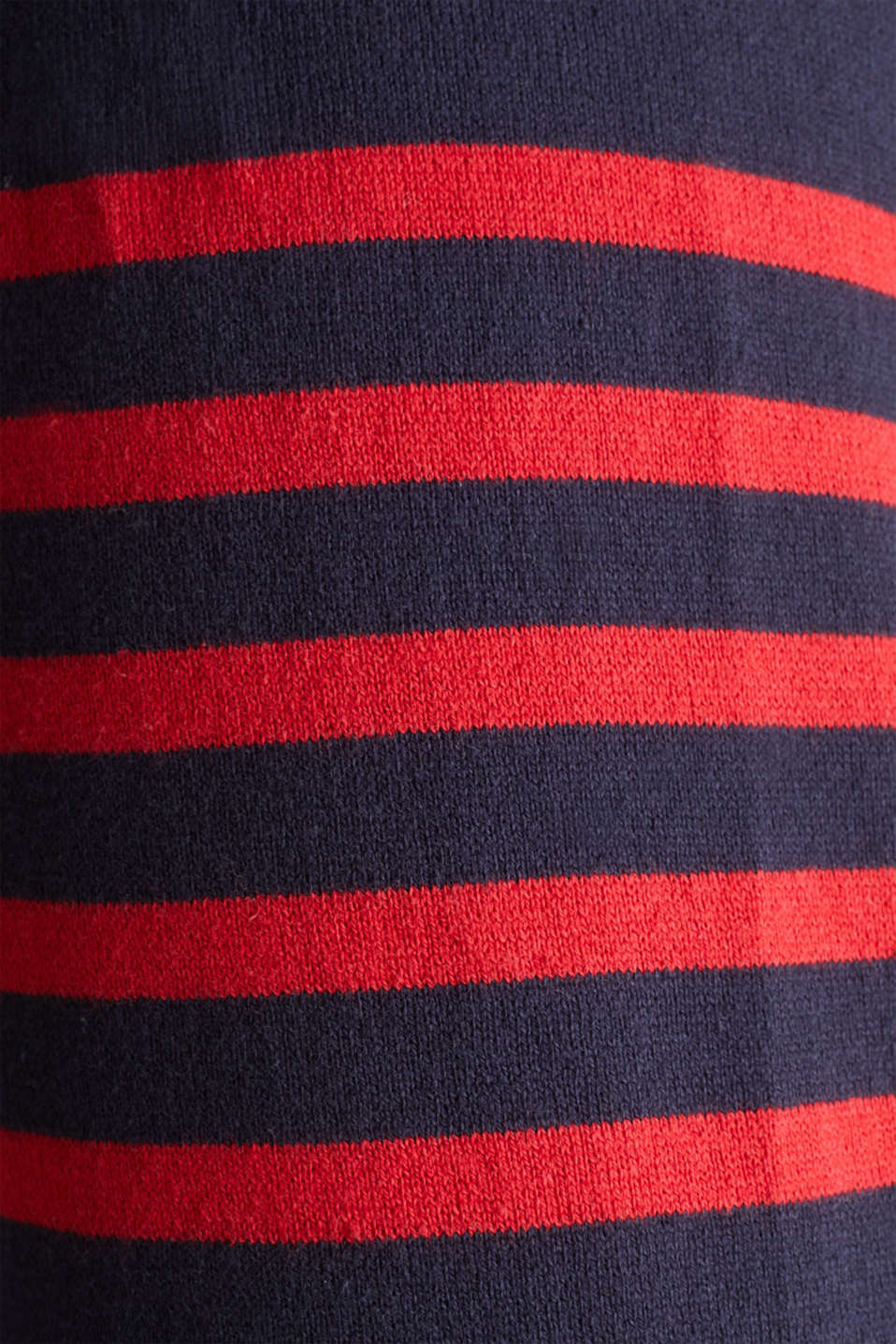 100% cotton jumper, NAVY 3, detail image number 3