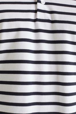 Piqué polo shirt in 100% cotton, WHITE 3, detail