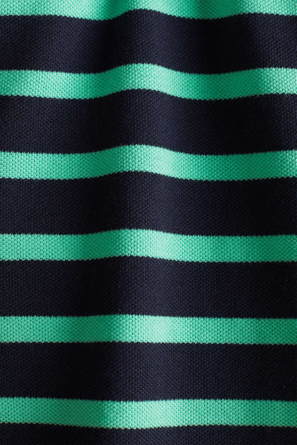 Piqué polo shirt in 100% cotton, LIGHT GREEN 3, detail image number 4