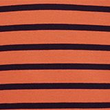 Piqué polo shirt in 100% cotton, RUST ORANGE 3, swatch