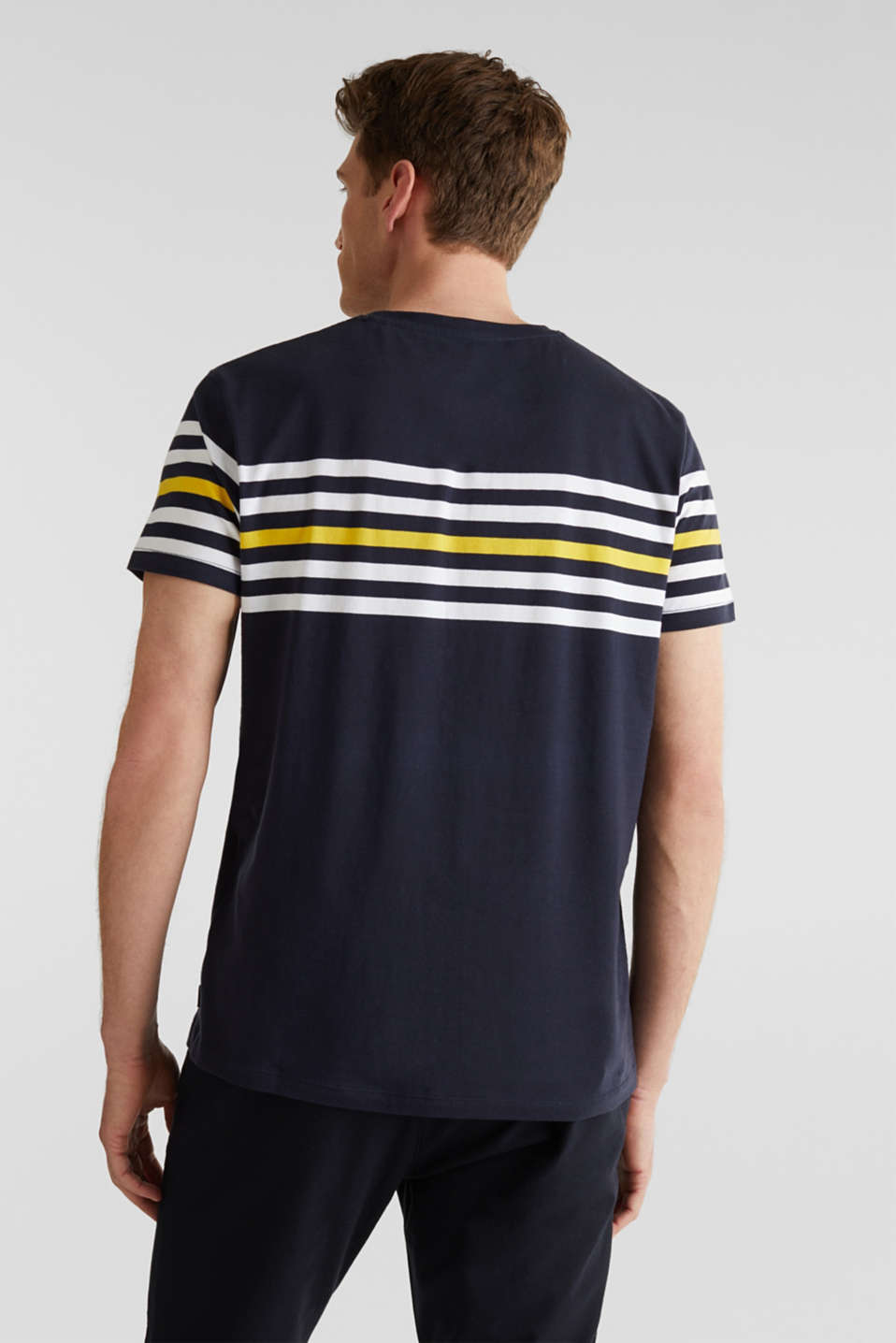T-Shirts, NAVY 3, detail image number 3