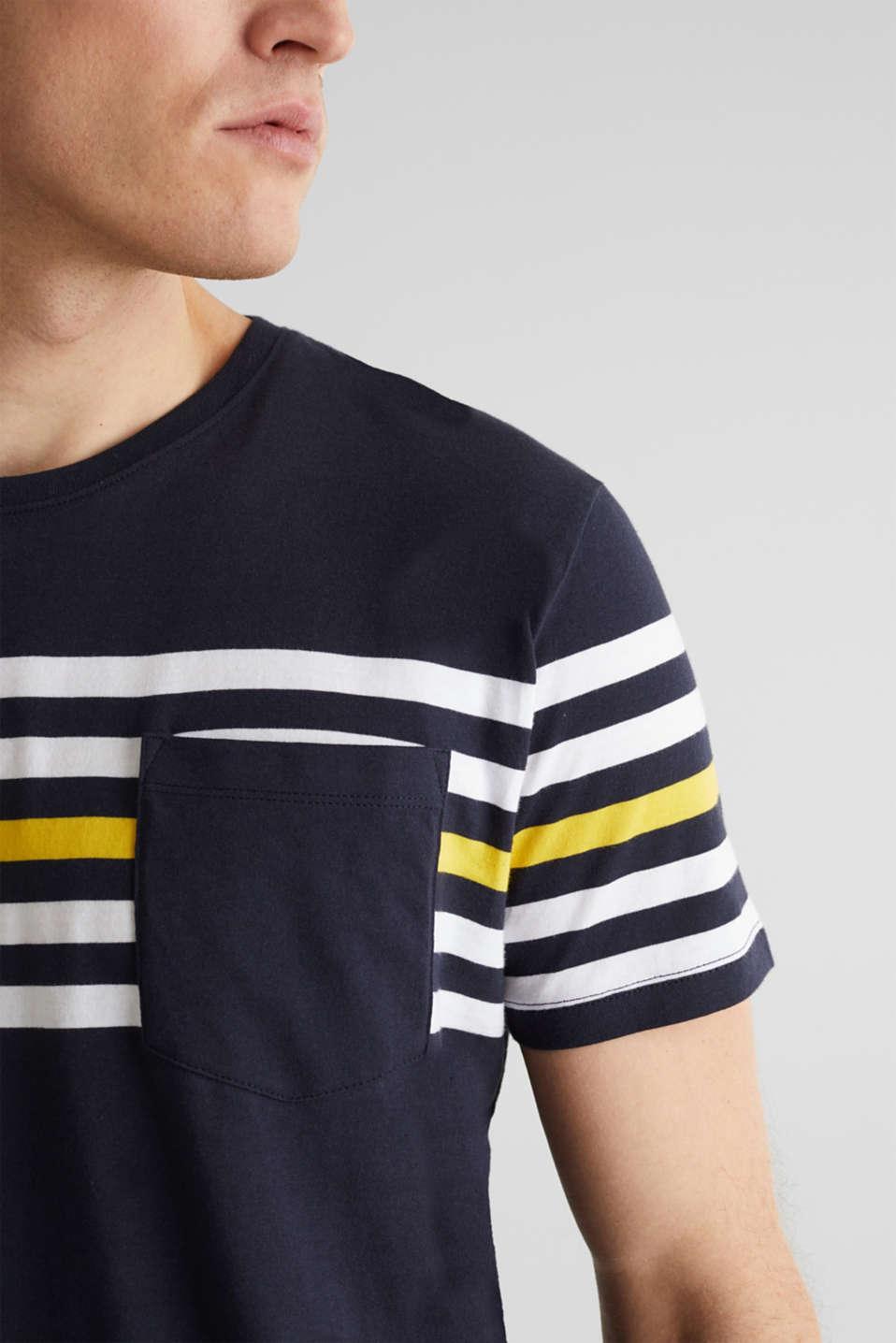 T-Shirts, NAVY 3, detail image number 1