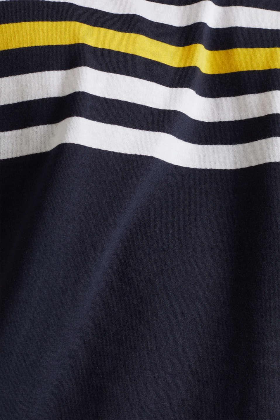T-Shirts, NAVY 3, detail image number 4