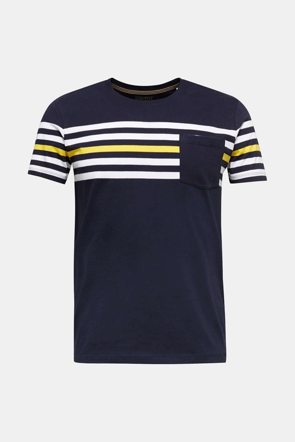 T-Shirts, NAVY 3, detail image number 6